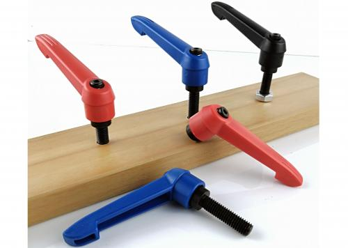 03004 Technopolymer Clamping Levers
