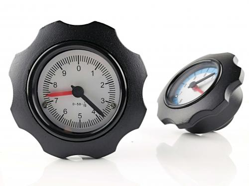 05004 Lobe handwheel with gravity indicator
