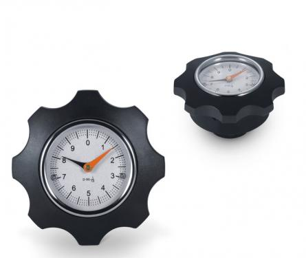 05015 Lobe handwheel with gravity indicator