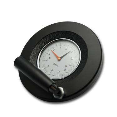 05002 Aluminium Solid handwheel with gravity indicator